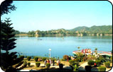 mansar lake - hari niwas palace jammu - heritage hotel - ajatshatru - J&K - Kashmir vacations - India - holidays packages